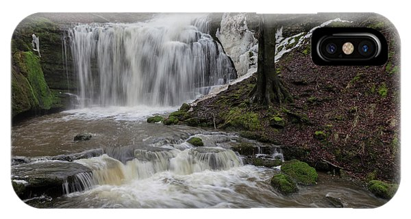 Scalber Force IPhone Case