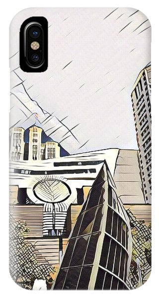 Sf Moma IPhone Case