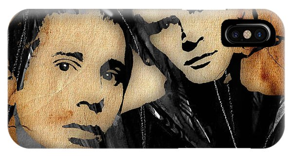Simon And Garfunkel iPhone Case - Simon And Garfunkel Collection by Marvin Blaine