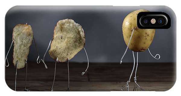 Simple Things - Potatoes IPhone Case