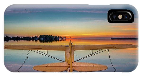 Splash-in Sunrise  IPhone Case