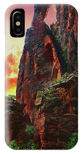 Sunrise In Canyonlands IPhone Case