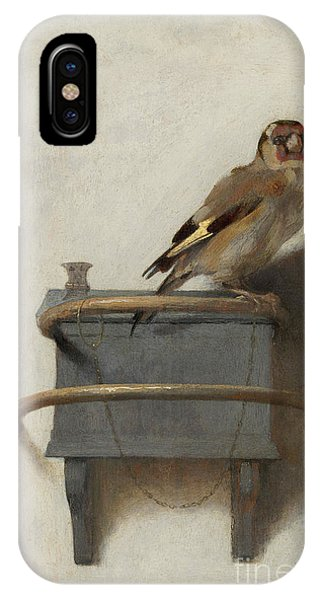 The Goldfinch IPhone Case