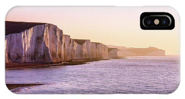 IPhone Case featuring the photograph The Seven Sisters by Will Gudgeon