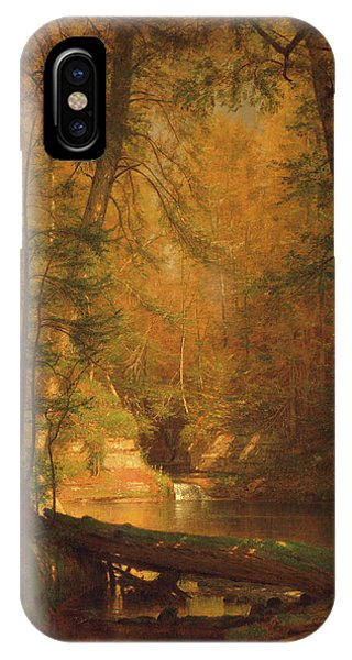 The Trout Pool IPhone Case