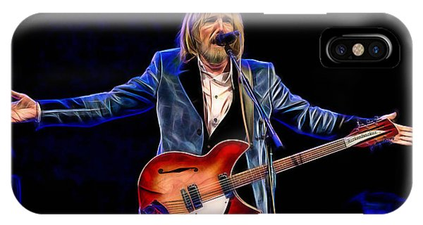 Tom Petty Collection IPhone Case