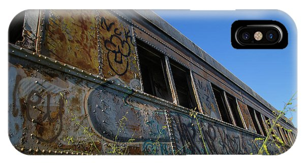 IPhone Case featuring the photograph Train Art by Dart Humeston