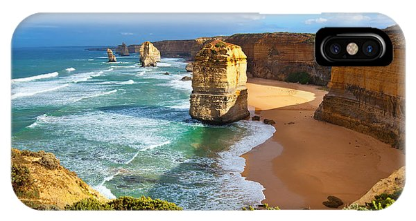Twelve Apostles Great Ocean Road IPhone Case