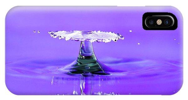 Water Drop Umbrella IPhone Case