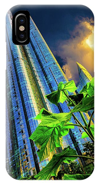 Zenith Towers IPhone Case