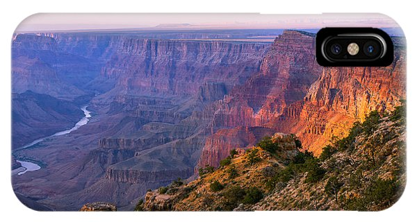 Beauty iPhone Case - Canyon Glow by Mikes Nature