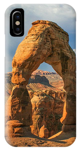 #3057 - Delicate Arch, Utah IPhone Case