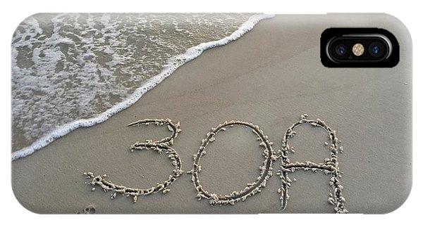 iPhone Case - 30a Beach by Megan Cohen