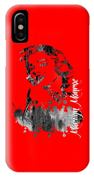 Marilyn Monroe Collection IPhone Case