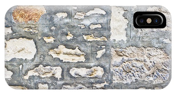 Stone Wall iPhone Case - Stone Wall by Tom Gowanlock
