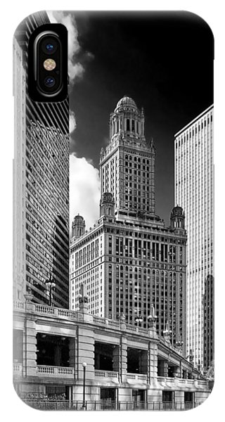 35 East Wacker Chicago - Jewelers Building IPhone Case
