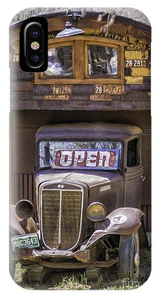 35 Harvester  IPhone Case