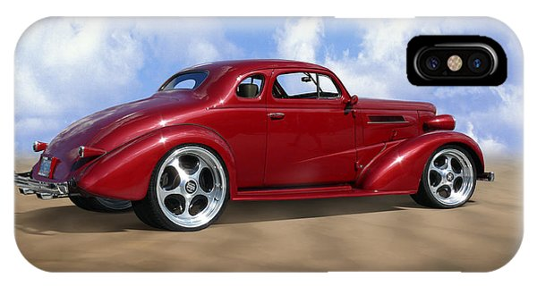 37 Chevy Coupe IPhone Case