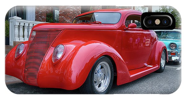 37 Ford Streetrod IPhone Case