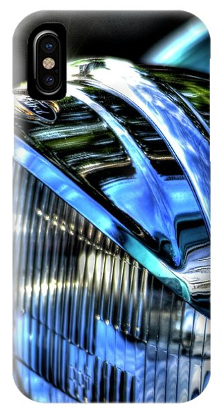 38 Ford Headlamp IPhone Case