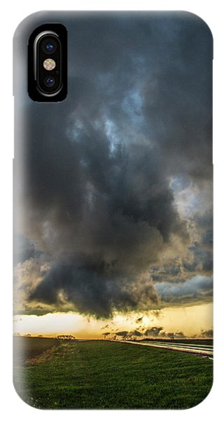 3rd Storm Chase Of 2018 050 IPhone Case
