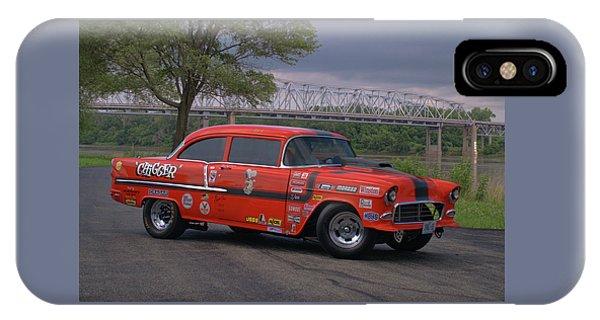 1955 Chevrolet IPhone Case
