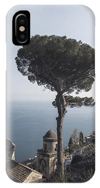 Umbrella Pine iPhone Case - Amalfi Coast by Joana Kruse