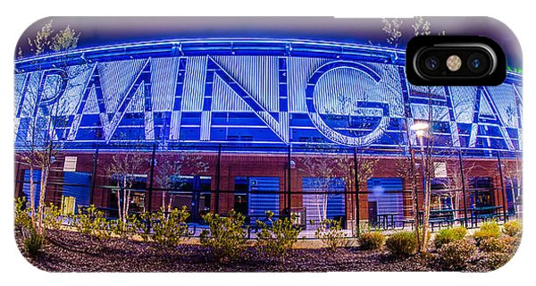 April 2015 - Birmingham Alabama Regions Field Minor League Baseb IPhone Case
