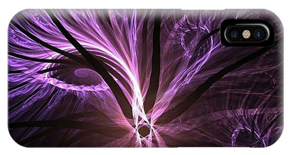 #art #abstract #digitalart #fractals Phone Case by Michal Dunaj