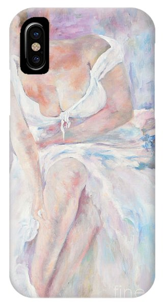 Art Study  IPhone Case
