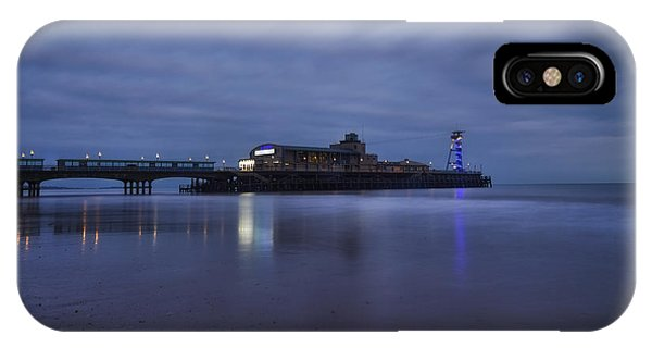 Bournemouth iPhone Case - Bournemouth - England by Joana Kruse