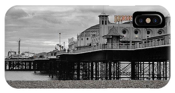 Pier iPhone Case - Brighton Pier by Smart Aviation