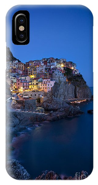 IPhone Case featuring the photograph Cinque Terre by Brian Jannsen