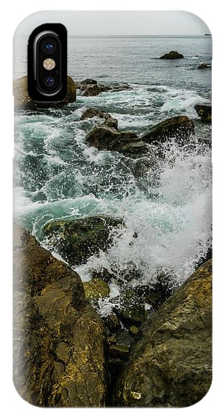 iPhone Case - Coastline Of The Bay by Ric Schafer