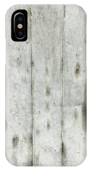 Cement iPhone Case - Concrete Background by Tom Gowanlock