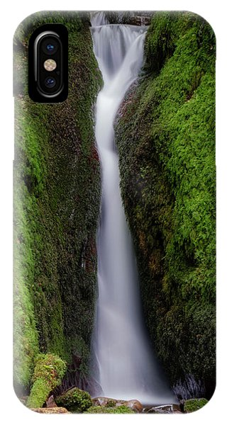 Dollar Glen In Clackmannanshire IPhone Case