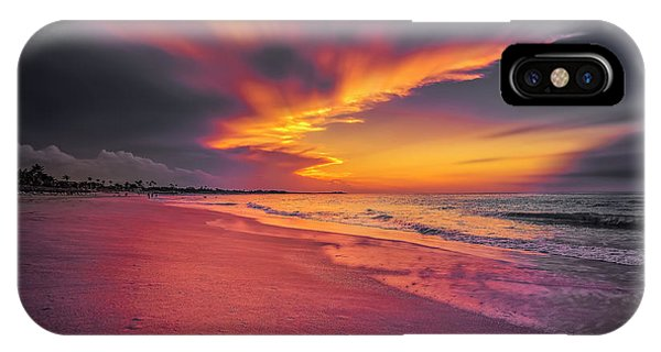 Dominicana Beach IPhone Case