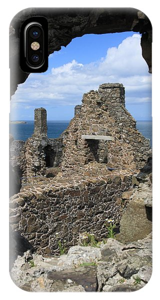 Dunluce Castle Northern Ireland Phone Case by Pierre Leclerc Photography