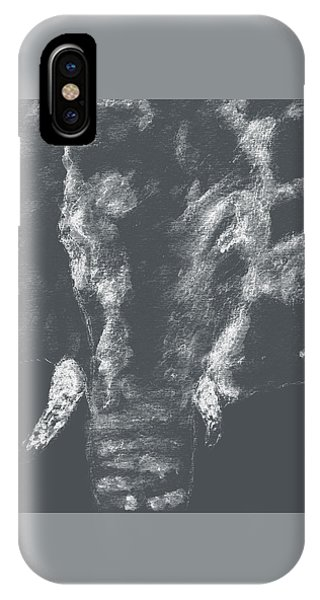 Elephant Strong IPhone Case