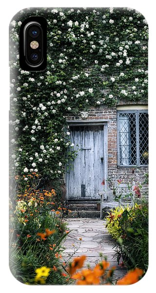 English Countryside iPhone Case - English Cottage by Joana Kruse