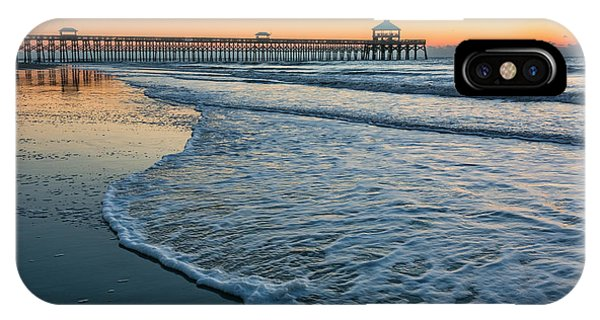 Folly Beach IPhone Case