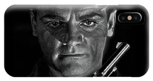 James Cagney - A Study IPhone Case