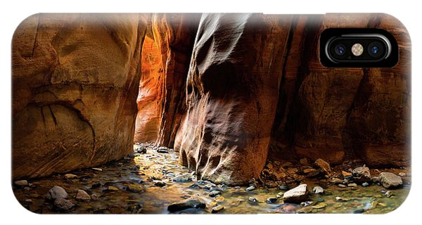 Kanarra Slot Canyon IPhone Case