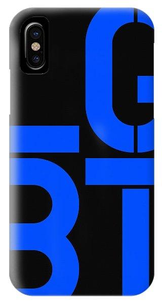 Lgbt iPhone Case - Lgbt by Three Dots