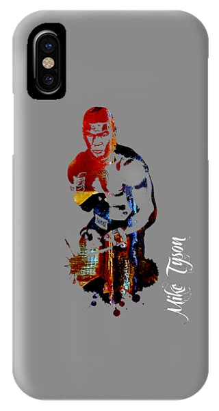 Rare iPhone Case - Mike Tyson Collection by Marvin Blaine