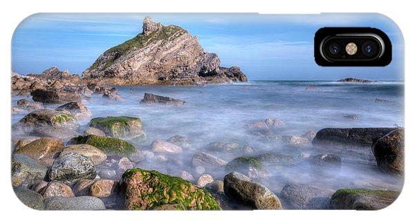 Dorset iPhone Case - Mupe Bay - England by Joana Kruse