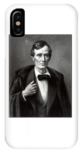 President Lincoln IPhone Case