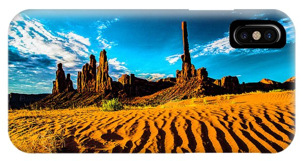 Sand Dune IPhone Case