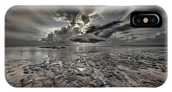 Seascape Of Hilton Head Island IPhone Case