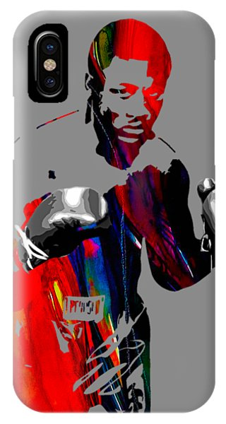 Rare iPhone Case - Smokin Joe Frazier Collection by Marvin Blaine